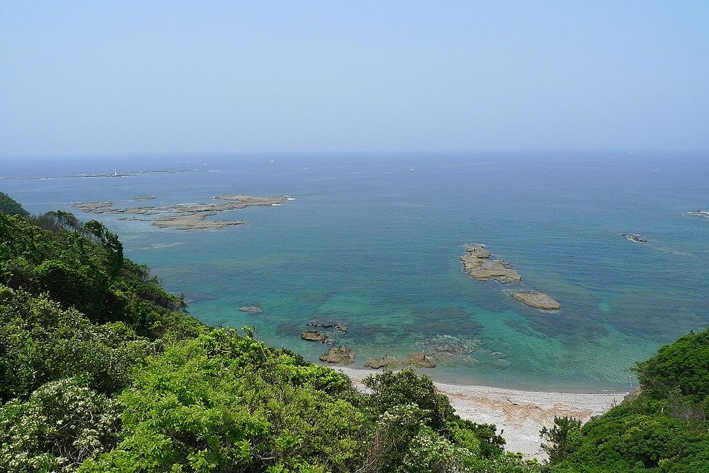 View from Minakata Kumagusu Museum 2