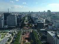 View from Nagoya TV Tower (south).JPG