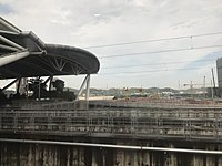 View from train for Shenzhen North Station near Guangzhou South Station.jpg