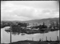 View of Whangarei from the foot of Parahaki. ATLIB 287525.png
