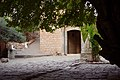 View of the entrance to the courtyard of the main temple in Lalish 02.jpg