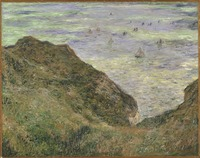 View over the Sea (Claude Monet) - Nationalmuseum - 19182.tif
