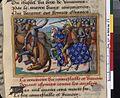 Vigiles de Charles VII, fol. 88, Bataille d'Épinay-sur-Seine (1436).jpg