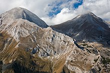 the highest summit of Pirin