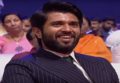 Vijay Devarakonda at the audio launch of Mahanati.png