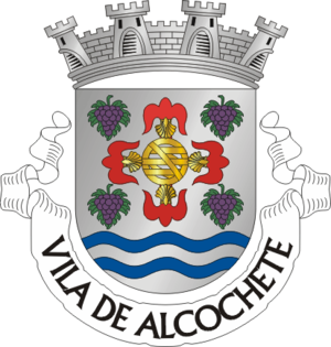 Alcochete - Image: Vila de Alcochete (brasão)