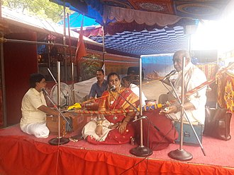 Villu Paatu - Villu Paatu (English: Bow Song,Tamil: வில்லுப்பாட்டு), also known as Villadichampaatu, is an ancient form of musical story-telling in India where narration is interspersed with music.