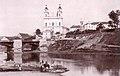 Vilnia, Vialla-Śnipiški, Jezuicki. Вільня, Вяльля-Сьніпішкі, Езуіцкі (S. Fleury, 1892).jpg