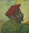 Vincent van Gogh - Paul Gauguin (Man in a Red Beret).jpg