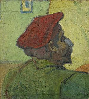 Vincent & Theo - Image: Vincent van Gogh Paul Gauguin (Man in a Red Beret)