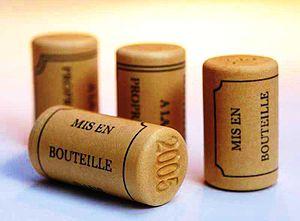 Alternative wine closure - Synthetic wine closure