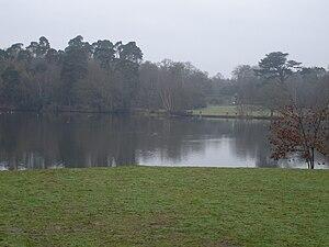 Virginia Water Lake - Image: Virginia Water Lake 1