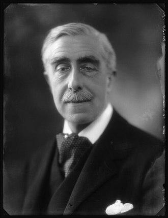 Charles Bathurst, 1st Viscount Bledisloe - Image: Viscount Bledisloe