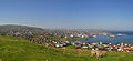 VisitFaroeIslands - Torshavn from Hamarinum (11853040684).jpg
