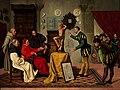 Visita del cardenal Tavera al célebre Alonso Berruguete (Museo del Prado).jpg