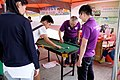 Visitors Playing Mini Billiards in DEPTC Booth 20170530.jpg