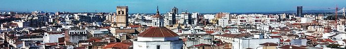 Vista de Badajoz desde la Torre Espantaperros (cropped).jpg