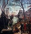 Vittore Carpaccio - Sant'Orsola polyptich - Arrivo a Colonia.jpg