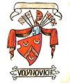 Vojinović, Fojnica Armorial.jpg
