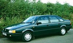 Europe-spec Passat CL Sedan