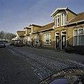 Vooruitstraat 1-17, voorgevels met siermetselwerk, dakkapellen en dakranden in chaletstijl - Purmerend - 20403267 - RCE.jpg