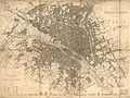 W. B. Clarke, Eastern division of Paris - containing the Quartiers, 1834.jpg