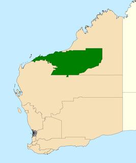 Electoral district of Pilbara
