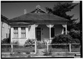 WEST FRONT - Woodhams House, 112 San Gregorio Street, Pescadero, San Mateo County, CA HABS CAL,41-PESC,13-2.tif