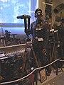 WW2 German Airforce (Luftwaffe) Oberfähnrich uniform etc. Lofoten World War II Memorial Museum (Lofoten Krigsminnemuseum) Svolvær, Norway 2008.jpg