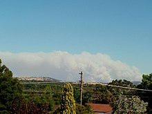 Wagga Wagga, Pulleytop bushfire, February 6th, 2006.jpg