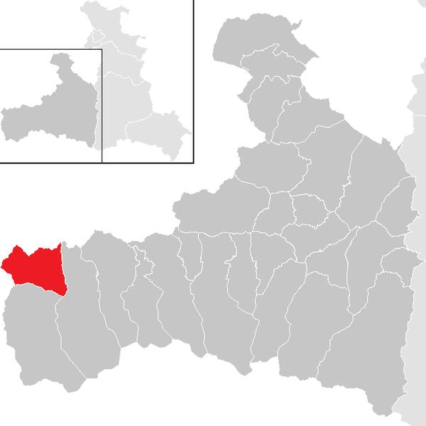 File:Wald im Pinzgau im Bezirk ZE.png