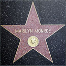 Walk of fame, marilyn monroe.JPG