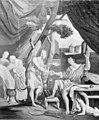 Wandschildering - Ezau met de linzen - Stavoren - 20204890 - RCE.jpg