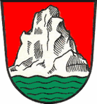 Wappen del Stadt Bad Griesbach im Rottal