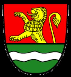 Laatzen - Image: Wappen Laatzen in Deutschland