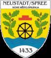 Wappen Neustadt Spree 1433.png