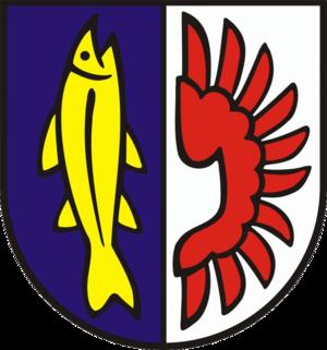Remseck - Image: Wappen Remseck am Neckar