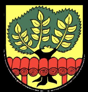 Stegen - Image: Wappen Stegen Dreisamtal