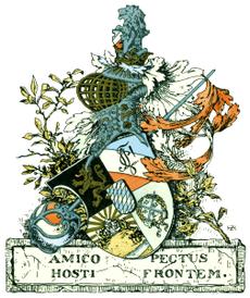 Wappen des Corps Saxo-Thuringia Muenchen