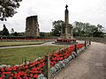 War Memorial - Knaresborough Castle - geograph.org.uk - 555282.jpg