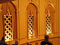 War Memorial Opera House auditorium wall windows.JPG