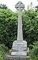 War memorial at May Hill Village - geograph.org.uk - 447562.jpg