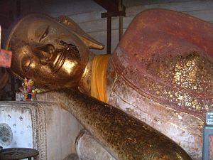 Nakhon Si Thammarat - Buddha statue, Si Thammarat
