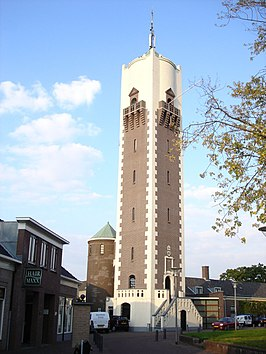 Watertoren Barendrecht
