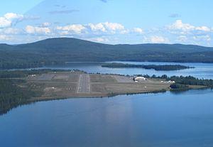 Watson Lake Airport - Watson Lake Airport, Watson Lake, Yukon