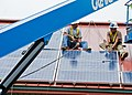 Wayne National Forest Solar Panel Construction (3725039917).jpg