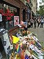 WeAreOrlando Vigil outside the Stonewall Inn, New York, June 13, 2016 (27048158954).jpg
