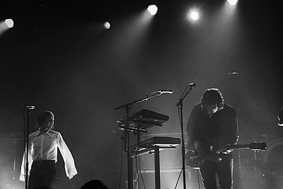 Picture of a band or musician: Haerts