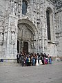 Wedding party, Mosteiro dos Jerónimos (3578570934).jpg