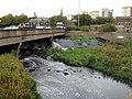 Weir, River Calder - geograph.org.uk - 1518427.jpg